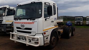 Nissan UD GW 26-490 D/D truck,Hydraulics