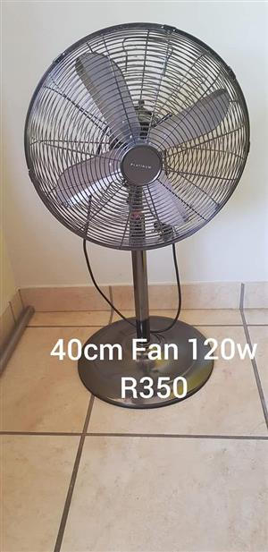 Platinum fan for sale