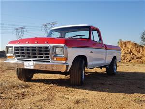 ford f100 in Classic Cars in South Africa | Junk Mail