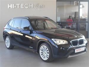 2013 BMW X1 sDrive20d auto