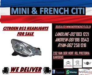 CITROEN DS3 HEADLIGHTS FOR SALE