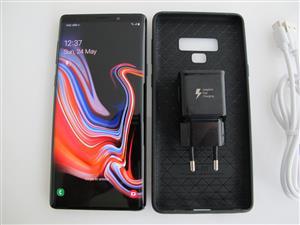 Samsung Galaxy Note 9 128GB Smartphone - Black Like New 100% SPOTLESS