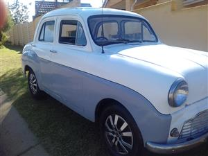 1957 STANDARD 10 1300cc