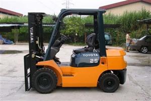 2.5 ton Toyota diesel forklift