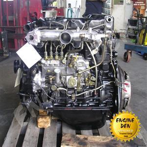 MITSUBISHI CANTER 4D33 USED ENGINE P.O.A