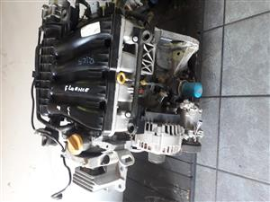 20. Engine For Renault Fluence