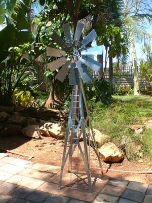 garden windmills for sale  Pretoria - Moot