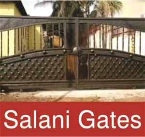 Gates, carports, balustrade, window frames