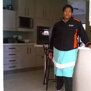 Zimbabwean babysitter/maid