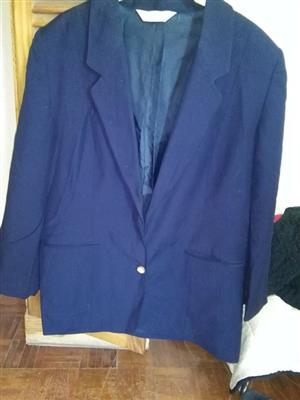 Winter Blazer (Blue Size 16 / 40) for sale