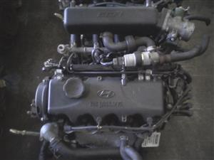 Hyundai elantra 1.3 G4eh engine for sale