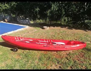 Twee man Kayak te koop