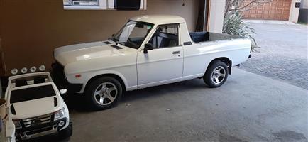 2005 Nissan 1400 Heritage Edition