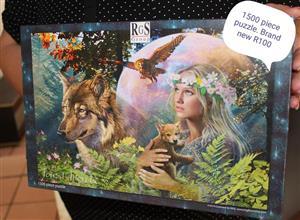 1500 Piece puzzle for sale