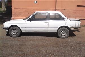 1984 BMW 3 Series 320i coupé