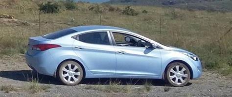2013 Hyundai Elantra 1.8 Executive