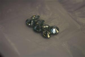 Various diamond studs