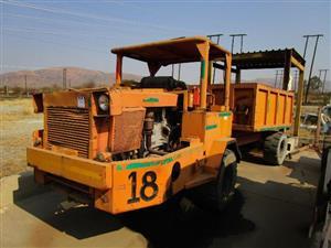 Boart Longyear UV42 Utility Vehicle - ON AUCTION