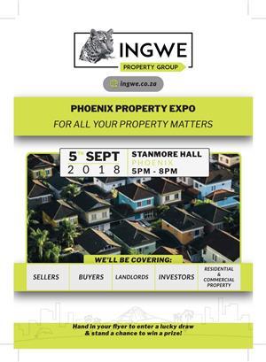 Ingwe Property Group- Phoenix Expo.