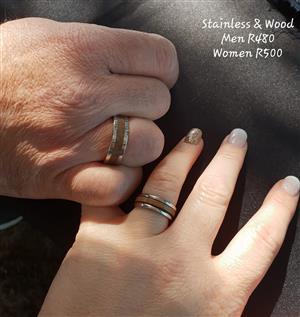 Love and Faith Ring