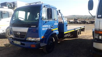 Nissan UD 60 Rollback truck for sale