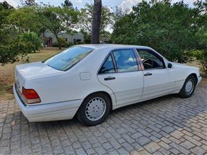 1996 Mercedes Benz 500SE
