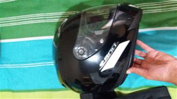 Shark s900 helmet and leather suit 4sale