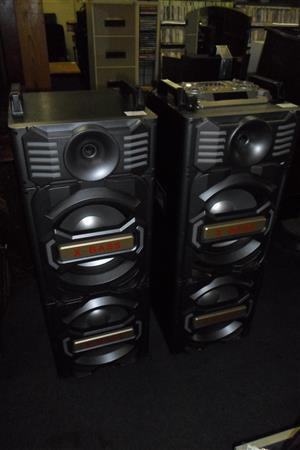 Ecco Powered Speakers MV-9932