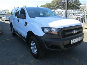 Ford Ranger 2.2TDCi D/C 2x4 for hire (Enclosed)