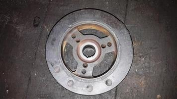 JEEP GRAND CHEROKEE WJ 4.0 CRANK PULLEY