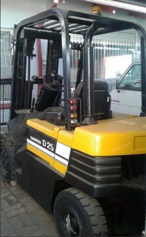 Daewoo Forklift 2.5 Ton