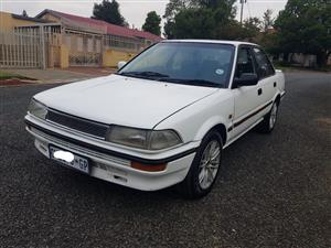 1993 Toyota Corolla 1.6 Sprinter