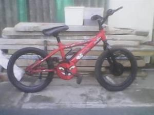 16 inch bike excellent condition