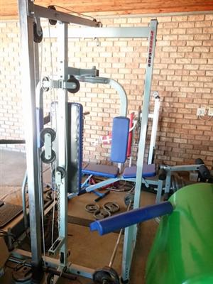 Power cage 400 gym