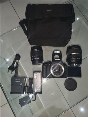 Canon EOS 600 D