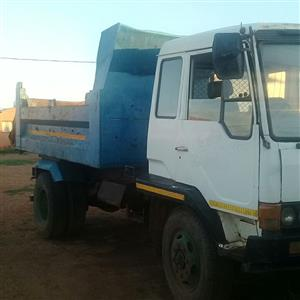 6m tipper truck