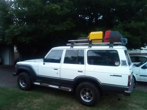 1980 Toyota Land Cruiser 78 4.2D wagon