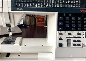 Elna 9000 Sewing Machine