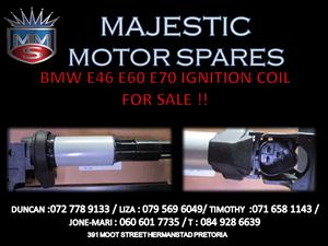 BMW E46 IGNITION COIL FOR SALE