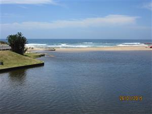 ONE BEDROOM FULLY FURNISHED FLAT R1800 PER WEEK SHELLY BEACH, UVONGO, ST MICHAELS-ON-SEA