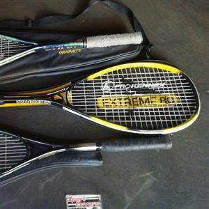 Squash racquets for sale