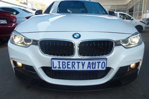 2014 BMW 3 Series 320i M Performance Edition sports auto