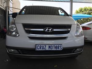 2011 Hyundai H1 H 1 2.4 wagon GLS