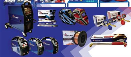 WELDING MACHINES, CONSUMABLES, ACCESSORIES AND SAFETY WEAR
