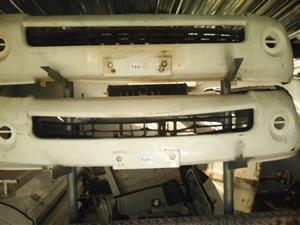 h100 front bumper