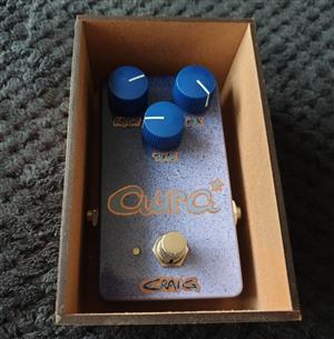 Craig Amps - Aura - Delay Effects Guitar Pedal - Custom Built