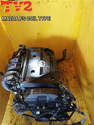 MAZDA- FS COIL TYPE (ENGINE FOR SALE)