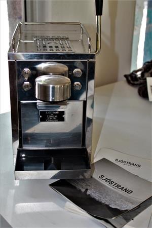 Sjostrand Pod Coffee Machine & Foamer