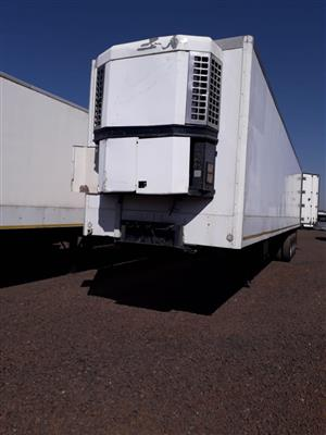 2004 Thermo King Refrigeration Unit 28 Pallet