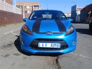 2010 Ford Fiesta 1.6i 3 door Trend